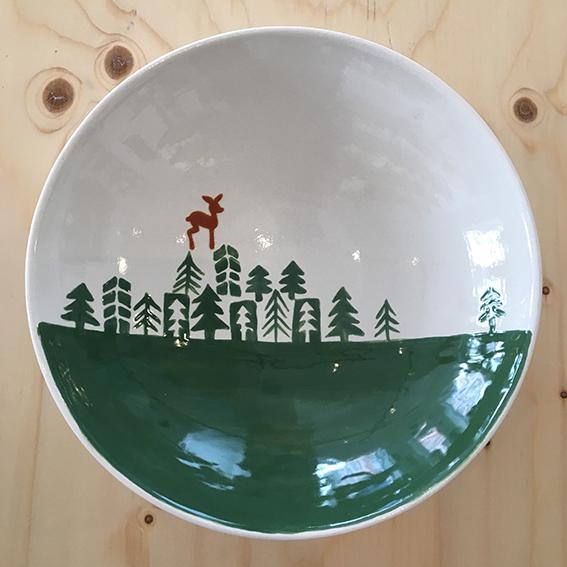 individuell gestaltete Geschenke aus Keramik