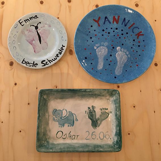 Sehr Malbar Saarbrücken | Keramik selbst bemalen, werde kreativ! CU92